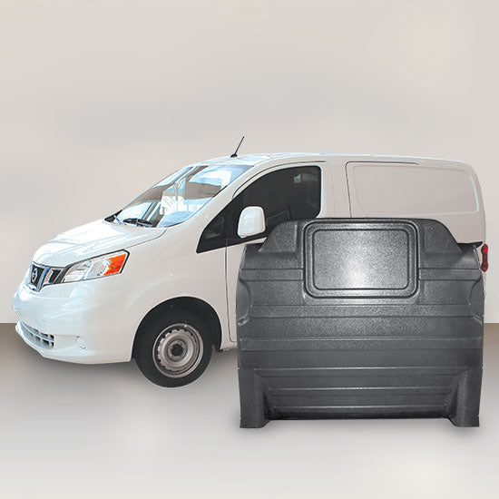 Nissan NV 200 - Solid Partition