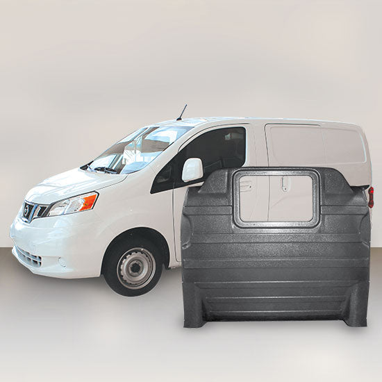 Nissan NV 200 - Window Partition