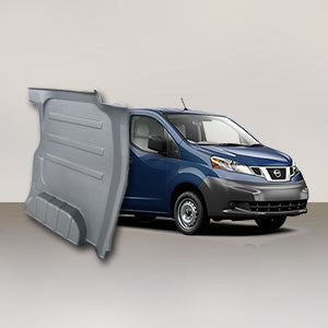Nissan NV 200 - Solid Wall Liner Package
