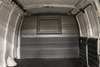 GMC Savana | Chevrolet Express for Hinged Door - Solid Partition