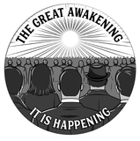 Limited Edition The Great Awakening 1oz Copper