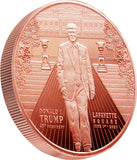 POTUS takes back Lafayette Square 1oz Copper Coin