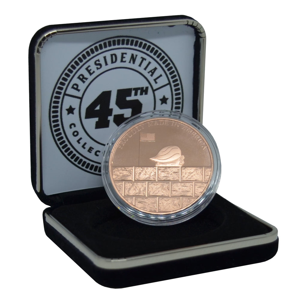 Copper or Silver Gift Box (coin not included)