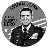 General Flynn A True American Hero 1oz Silver Round (PRESELL)