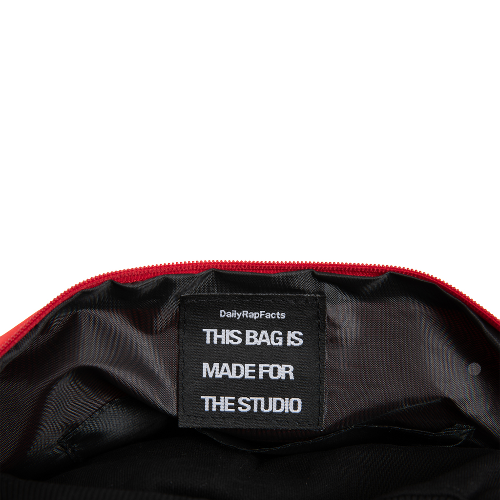 This Bag Is Made For The Studio