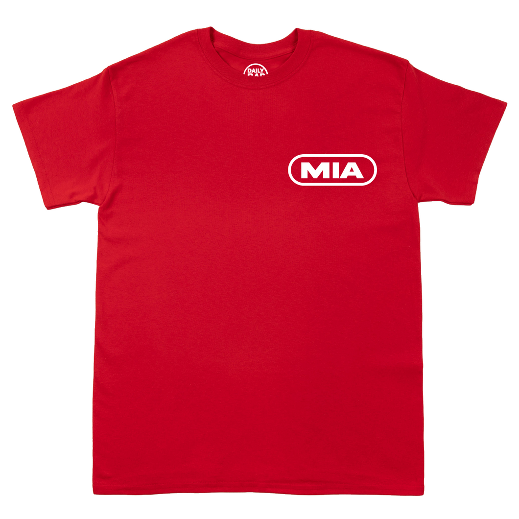 MIA T-Shirt - Red