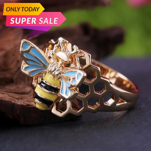 Honeybee Party Ring