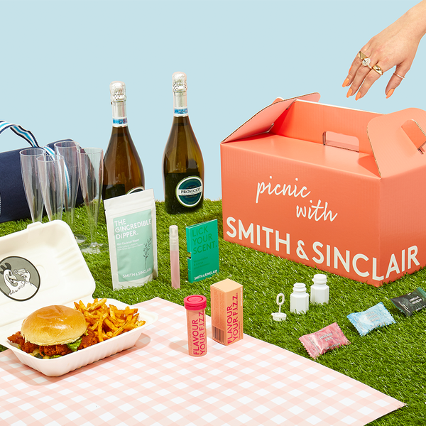 SMITH & SINCLAIR PRESENT: CHICKEN & COCKTAILS IN THE PARK