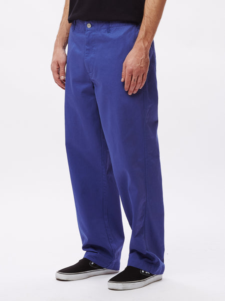 MARSHAL UTILITY PANT ULTRAMARINE | OBEY Clothing