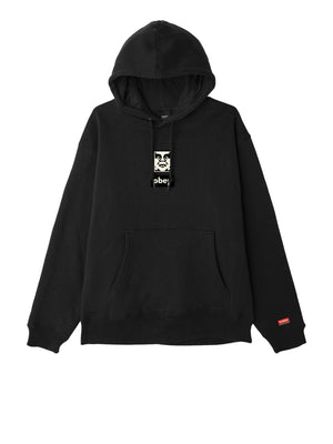 OBEY ICON FACE 30 YEARS HOODIE | OBEY Clothing