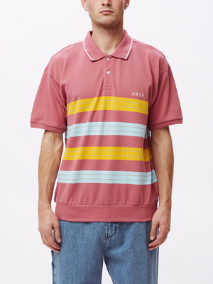 CASA POLO SS CASSIS MULTI | OBEY Clothing
