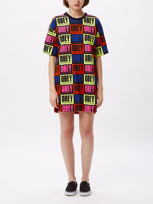 KALA DRESS MULTI | OBEY Clothing