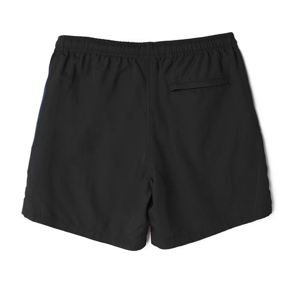 EASY RELAXED SHORT BLACK | OBEY Clothing