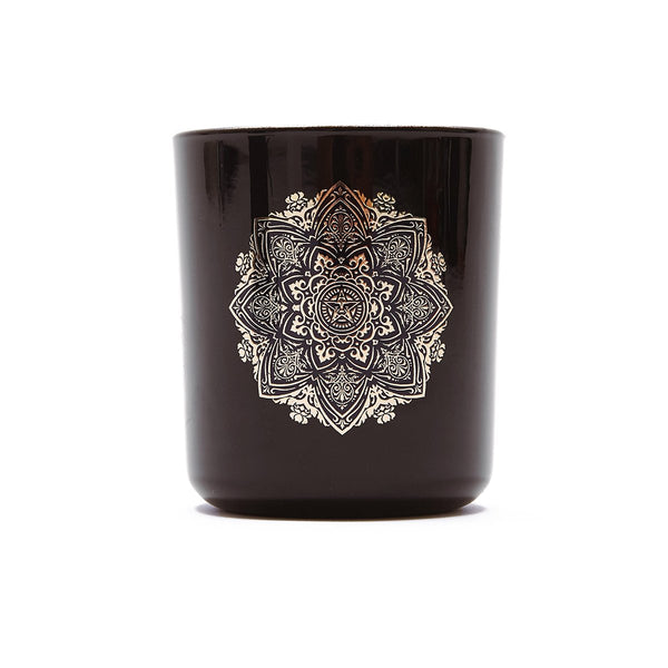 OBEY MANDALA CANDLE BLACK | OBEY Clothing