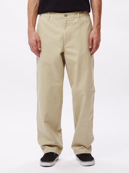 MARSHAL UTILITY PANT NATURAL | OBEY Clothing