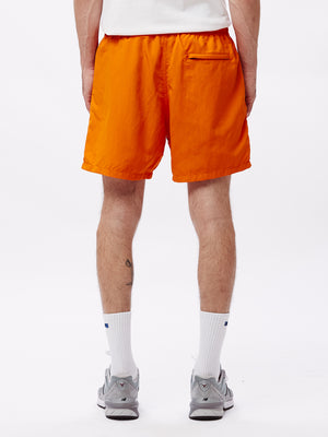 EASY RELAXED SHORT ORANGE | OBEY Clothing