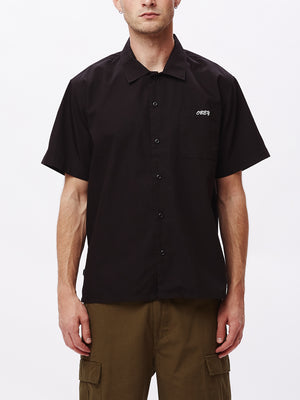MARKET WOVEN BLACK | OBEY Clothing