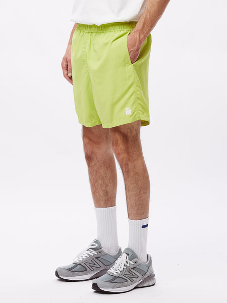 EASY RELAXED SHORT KEY LIME | OBEY Clothing