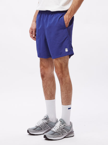 EASY RELAXED SHORT ULTRAMARINE | OBEY Clothing