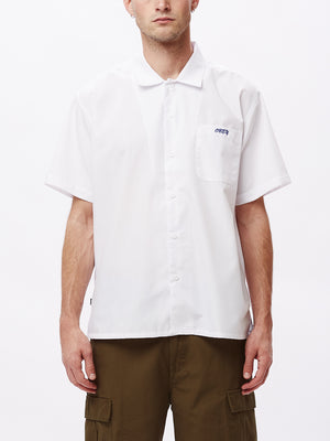 MARKET WOVEN WHITE | OBEY Clothing