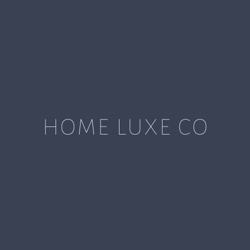 Welcome to Home Luxe Co.