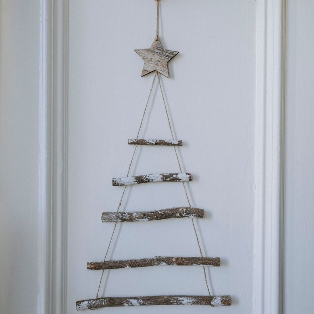 Nordic Hanging Christmas Tree
