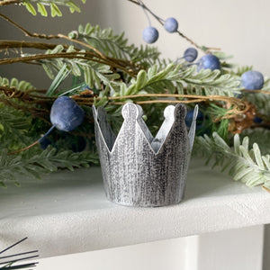 Crown Tealight Holder