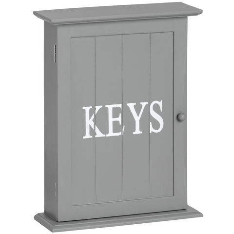 Grey Key Box