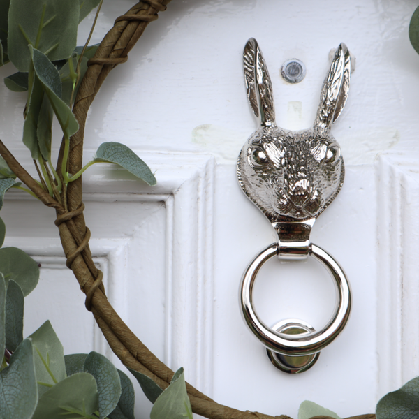 hare door knocker