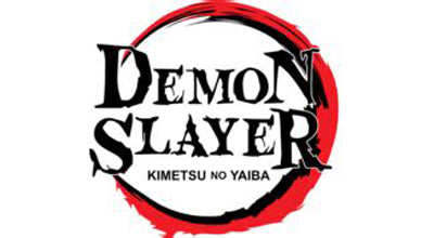 Demon Slayer Kimetsu no Yaiba Logo