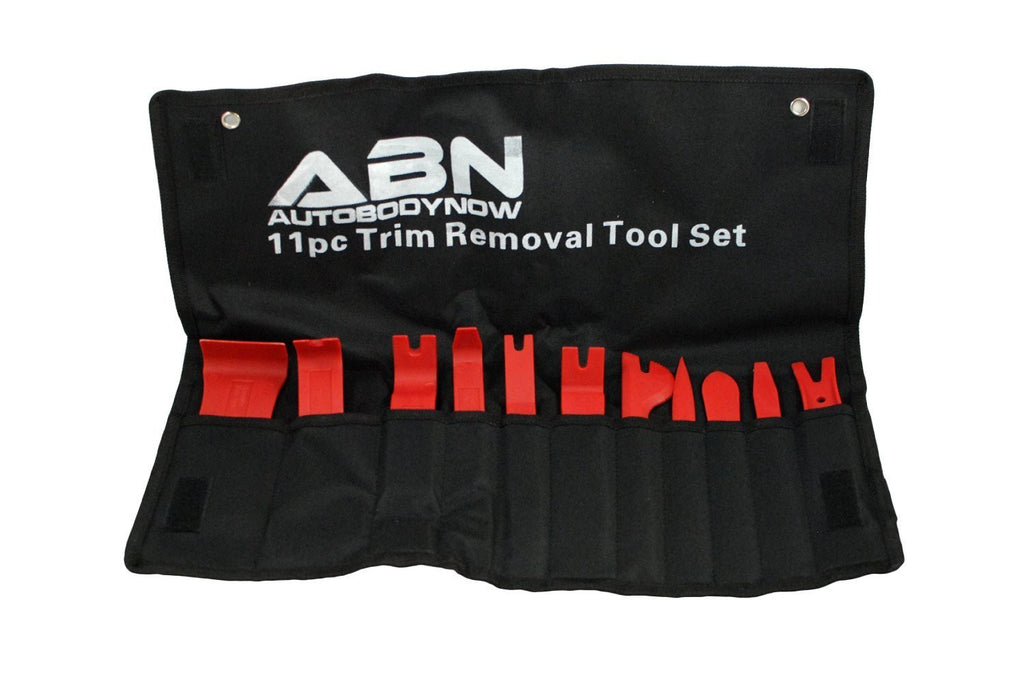 ABN 11-Piece Trim Removal Tool Kit is a must have for any auto body enthusiast