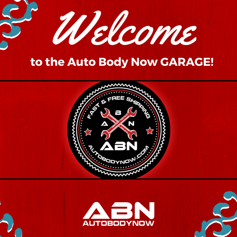 Welcome to the ABN Garage, AutoBodyNow.com's Official Youtube Channel