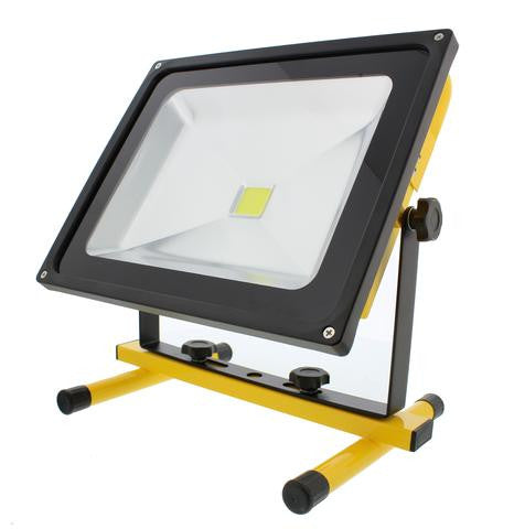 The ABN LED Flood Light is Ready for Any Situation