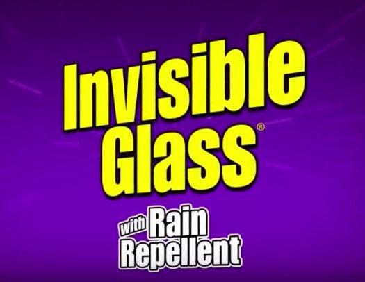 ABN offers Invisible Glass with rain-repellent protection built-in