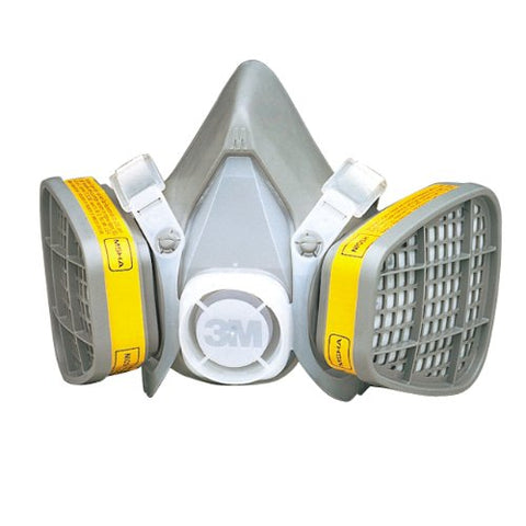 Half Facepiece Disposable Respirator 5303 Organic Vapor/Acid Gas, Large