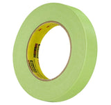 3M 26334 Scotch 3/4 inch Masking Tape Sleeve 12 Rolls Green
