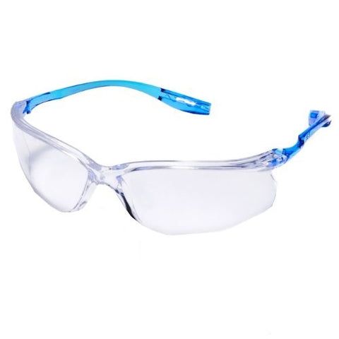 Virtua Clear Polycarbonate Safety Glasses