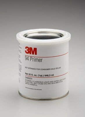(94) Tape Primer 94, 1 Quart, 12 per case Bulk