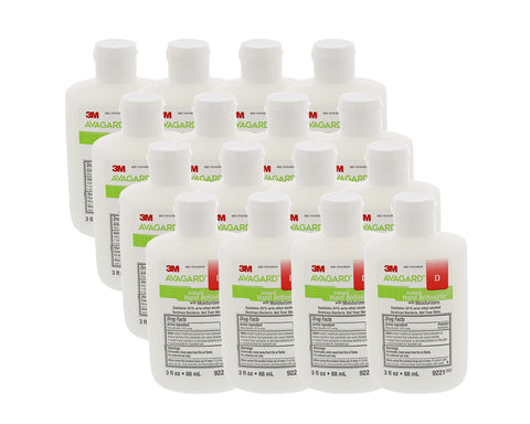 Hand Antiseptic with Moisturizers, 16-Pack