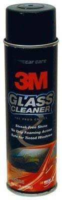 08888 Glass Cleaner, 08888, 19.0 oz Net Wt, 12 cans per case