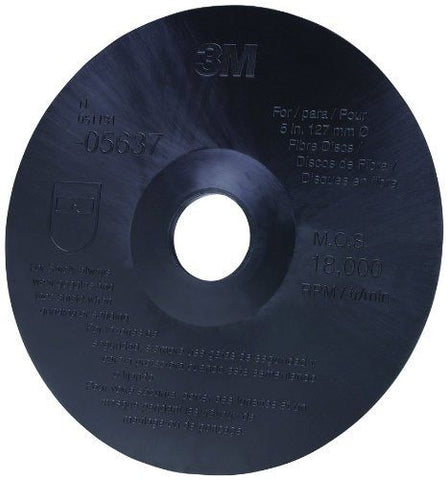 5 Inch x 7/8 Inch Fiber Disc Backup Pad Automotive
