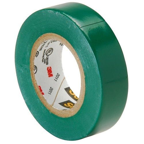 Scotch Green Color Coding Electrical Tape