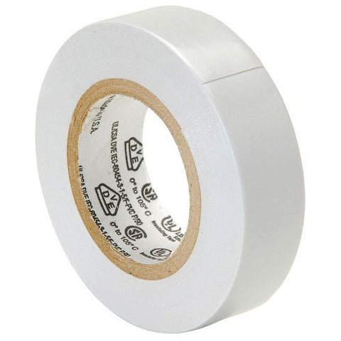 "3M 10281 Scotch 35 1/2"" Gray vinyl Color Coding Electrical Tape - Autobodynow.com"