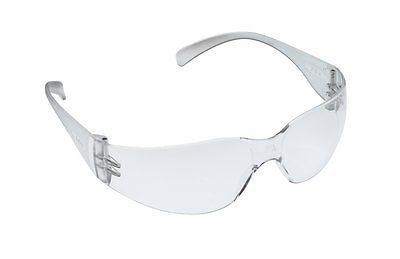 Tekk Virtua Anti-Fog Polycarbonate Protective Safety Glasses