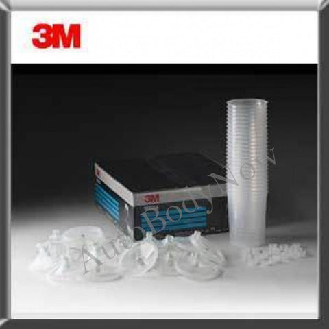 3M 16024 PPS Large Lids & Liners - Autobodynow.com