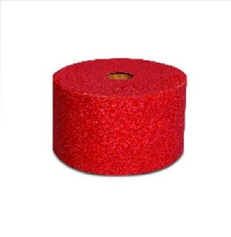 2-3/4 Inch x 25 Yard P80 Grit D Weight Abrasive Sheet Roll