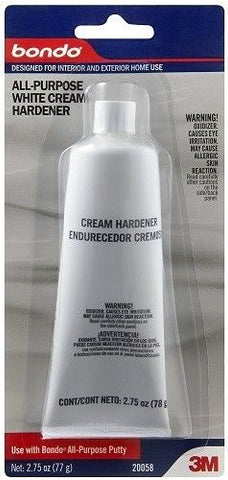 All Purpose White Cream Hardener 2.75oz