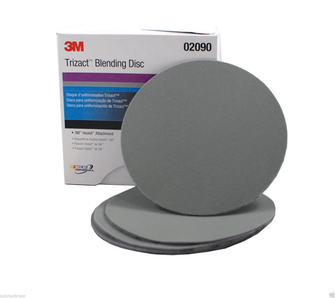 6 Inch P1000 Clean Sand Blending Disc
