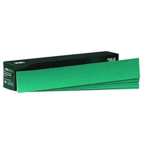 Sanding Sheets Green Corps