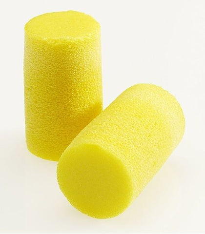 Uncorded Earplugs Hearing Conservation